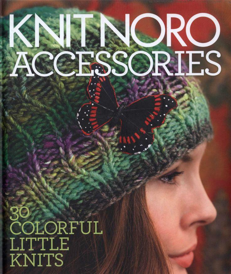"*Knit Noro Accessories 2012----编织五彩""小东西"""
