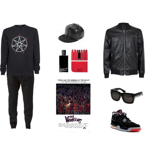 """""""Street Goth Warrior"""" by black-blessed on Polyvore"""
