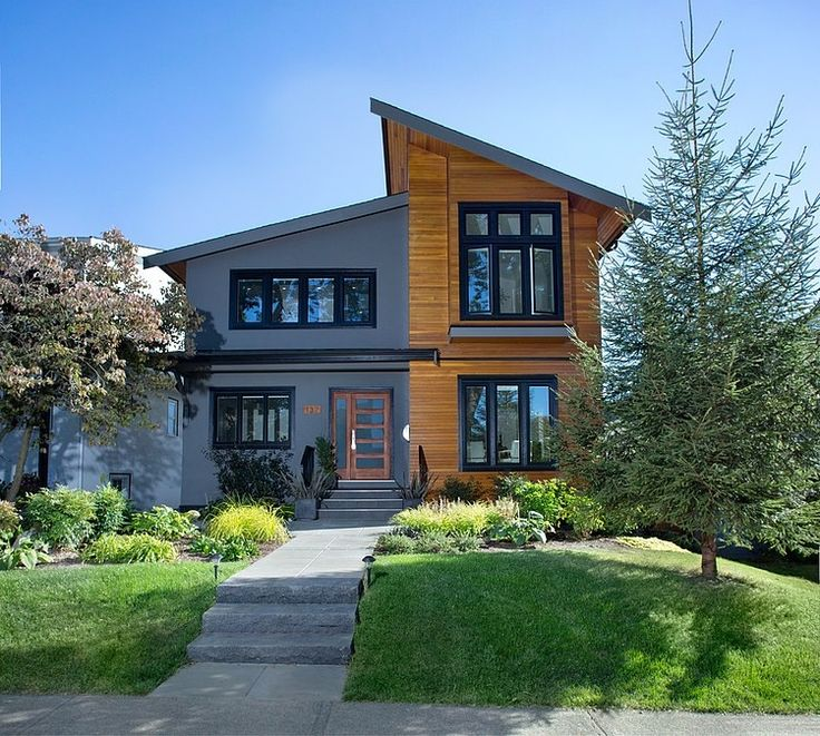 Asymmetrical Overhaul By Klondike Contracting. Love This House Inside And  Out