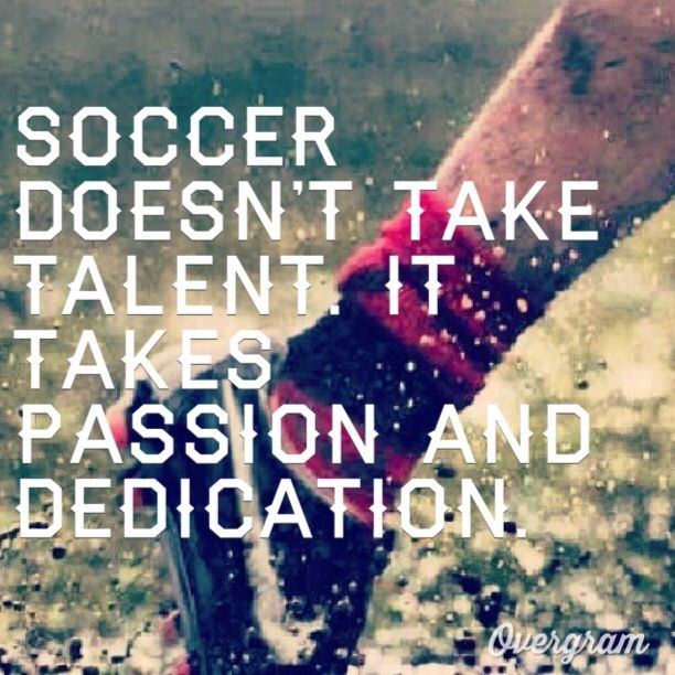Inspirational Soccer Quotes And Sayings: 25+ Best Soccer Quotes On Pinterest