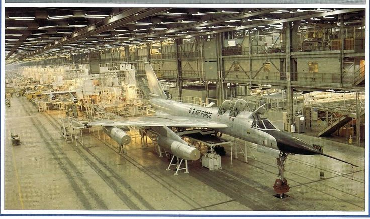Birth and Death of a B-58 #59-2444. The first picture shows her birth at the head of the assemby line at Convair in early 1960. The second picture was in 1967. The last picture Was in Tucson in 1971. If you look close, #444 is roughly in the center of the line.