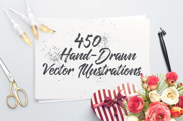 Romantic Dreams Graphic Pack by Creative Veila