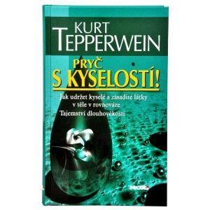 Pryč s kyselostí (Kurt Tepperwein, Prof.) - Kurt Tepperwein, známý německý terapeut a léčitel, ve své knize Pryč s kyselostí vysvětluje, proč je překyselení těla tolik nebezpečné a co udělat pro...