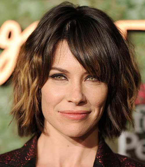 20 Chic Celebrity Short Hairstyles | http://www.short-haircut.com/20-chic-celebrity-short-hairstyles.html