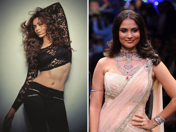 Top 10 Sexy Bollywood Blonde Celebs