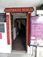 Entrance to Dartmouth Museum