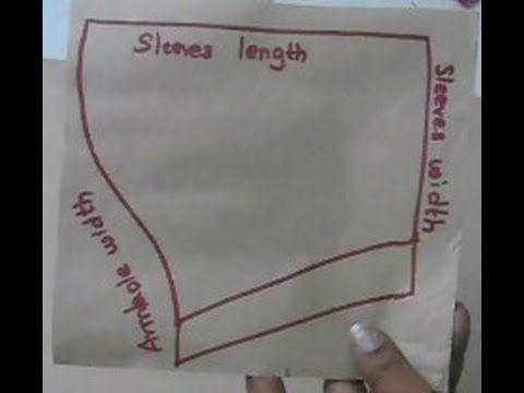Sleeve  Cutting In Simple Method ( DIY)