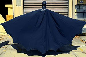 How to Make a Batman Cape