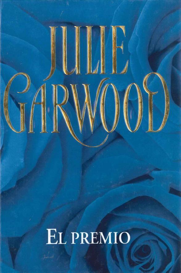 """""""El premio"""" Julie Garwood. Dentro de la opulencia de la corte londinense de Guillermo el Conquistador, Nicholaa, la encantadora prisionera sajona, se ha visto obligada a escoger esposo entre los nobles normandos. Finalmente elige a Royce, un barón guerrero quien, a pesar de su ferocidad, es incapaz de disimular la ternura que esconde su corazón. Osada, rebelde y auténticamente inocente, Nocholaa se jura someterlo a su voluntad, a pesar del torbellino de emociones que él le provoca."""