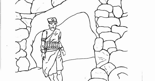 David Spares Saul Coloring Page Best Of David Spares Saul Coloring