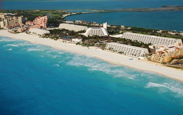 All Inclusive Cancun Resort - Grand Oasis Cancun | Oasis Hotels & Resorts #oasislovesu #oasispinspiration 