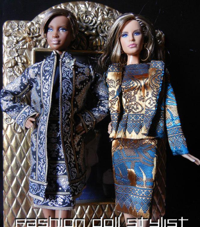 228 besten Barbie sewing patterns Bilder auf Pinterest ...