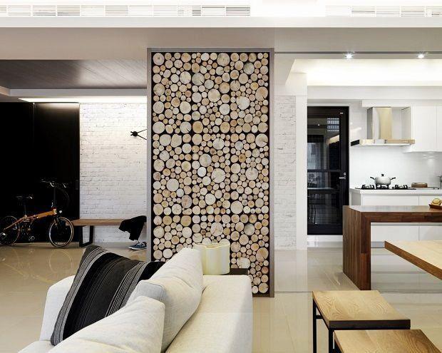 Zdjęcie numer 8 w galerii - 19 sposobów na kreatywne dekoracje ścian