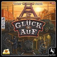 Brettspiel: Glück Auf - Coal Baron - Pegasus - Deutsch/English wie NEU neuwertig