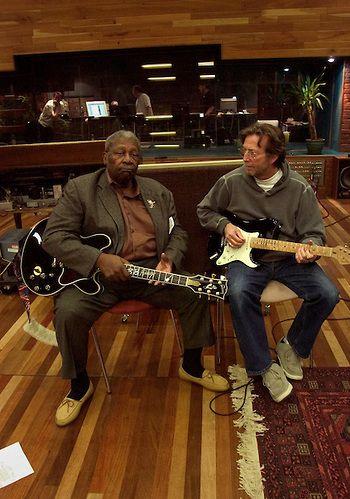 BB King & Eric Clapton                                                                                                                                                     More
