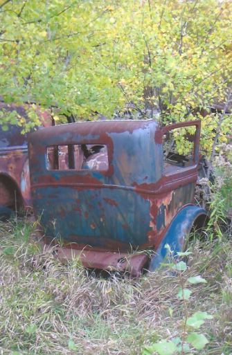 Rusty Cars Barn Finds Old Classic Muscle Weed Automobile Truck