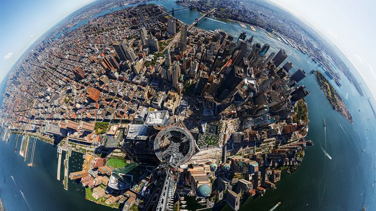 Take a 360-degree view from One World Trade Center (Photo: TIME)