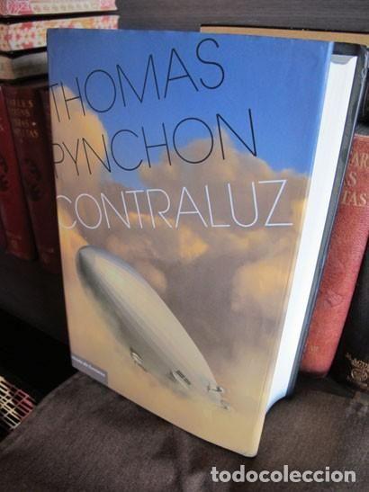 CONTRALUZ – THOMAS PYNCHON – CÍRCULO DE LECTORES, 2010 – FORMATO PRESTIGE – BUEN EJEMPLAR - Foto 1