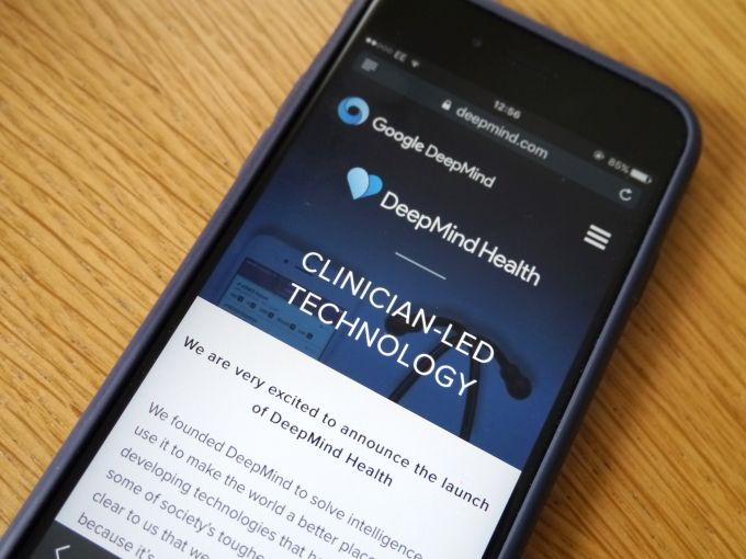 DeepMinds first NHS health app faces more regulatory bumps