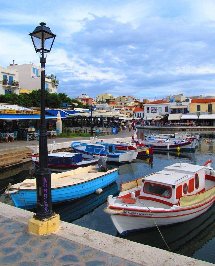 Agios Nikolaos.Crete.Greece!!! Υπέροχος Άγιος Νικόλαος!
