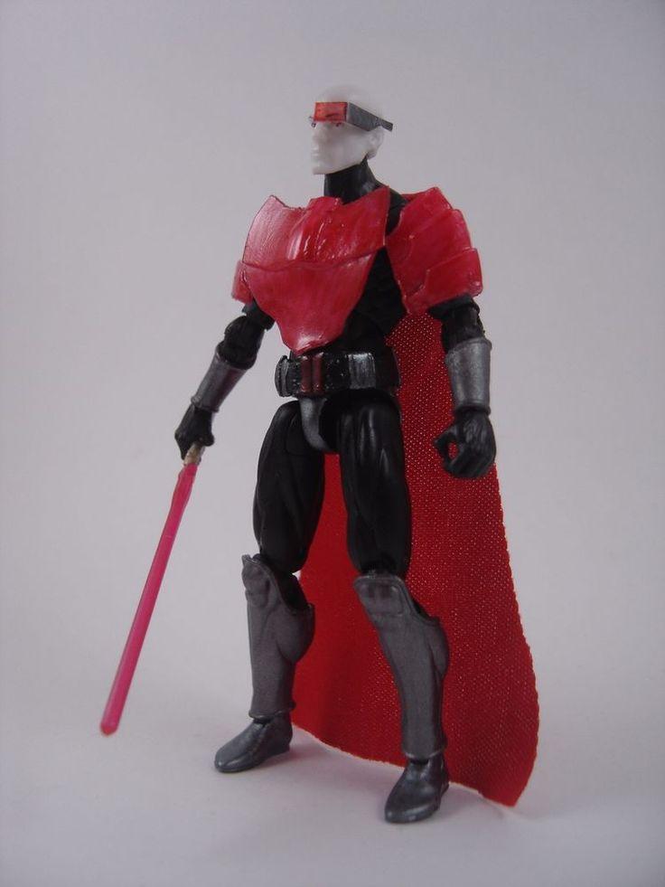 Custom Star Wars Lord Odion 3.75in figure jedi sith mandalorian darth EU