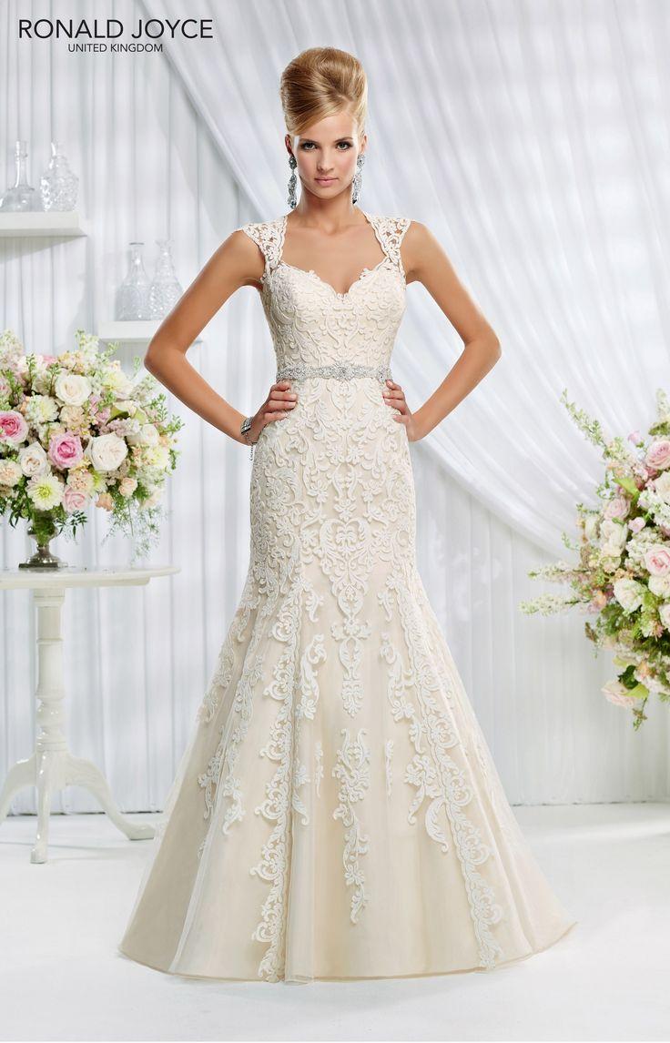 24 best Strapless Wedding Dresses images on Pinterest   Wedding ...