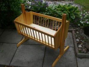 Hand made basinet - Ottawa Baby Items For Sale - Kijiji Ottawa Canada.