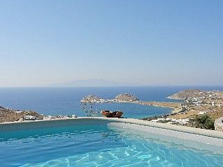 Magnificent+villa+with+spectacular+views+of+the+Aegean+Sea+++Vacation Rental in Greece from @homeaway! #vacation #rental #travel #homeaway