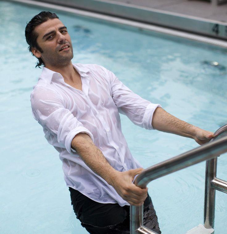 my new plaid pants: Oscar Isaac Deep Dive