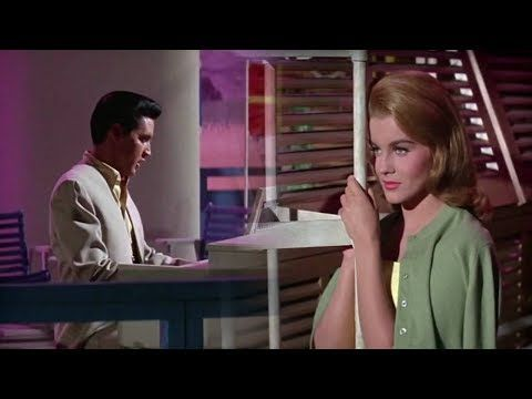 YouTube | Ann Margret in Color | Elvis presley songs, Elvis