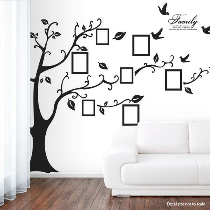 17+ Best Ideas About Family Tree Wall On Pinterest