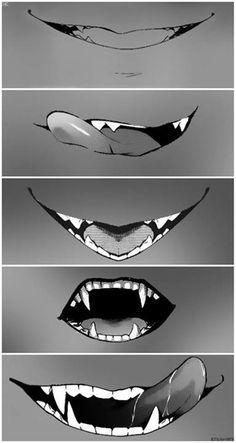 Quero esses dentes