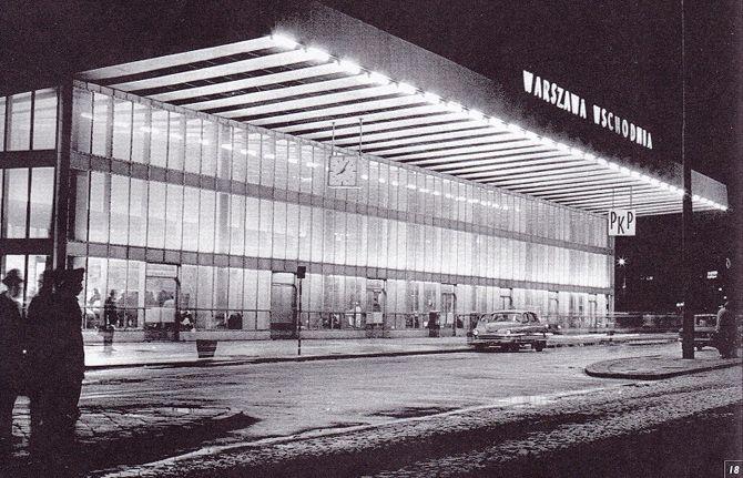 Warszawa Wschodnia Arseniusz Romanowicz, Piotr Szymaniak, 1969