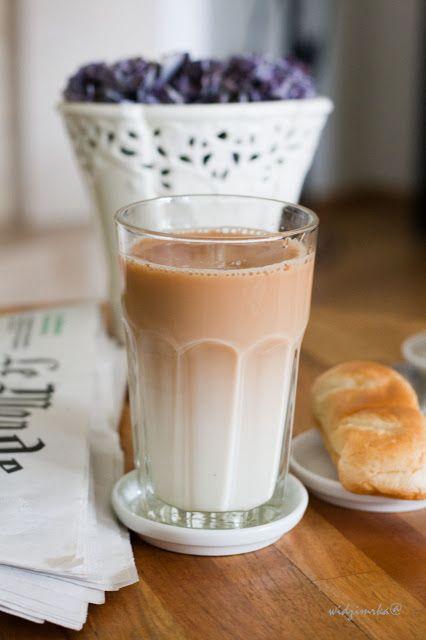 Widzimrka: Nietypowa latte / Lattea