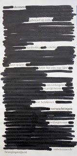 'Zulke hardnekkige clichés' door Loes Vork Gevonden Gedichten wachten op jou in bijvoorbeeld tijdschriftartikelen, krantenkoppen of boekpagina's. Tot jij ze ontdekt!
