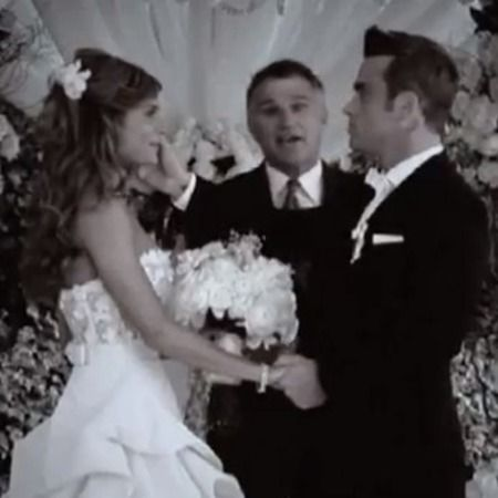 Robbie Williams Wedding | Robbie Williams Baby Robbie Williams Wedding to