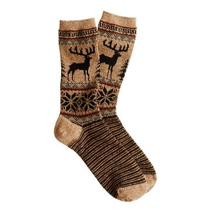 I'd die if I ever spent $30 for a pair of socks. But they look good in my Pinterest closet.