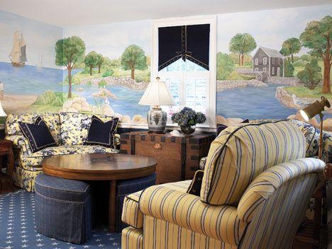 decor by pastiche of cape cod