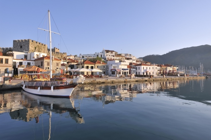 A haven for sailing and diving Marmaris was once a sleepy fishing town but now is a popular tourist destination in Turkey