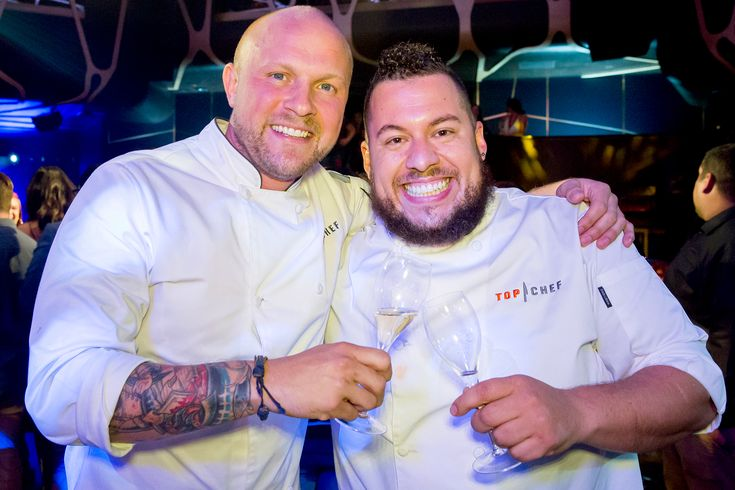 How Did the Top Chef 13 Winner Celebrate?