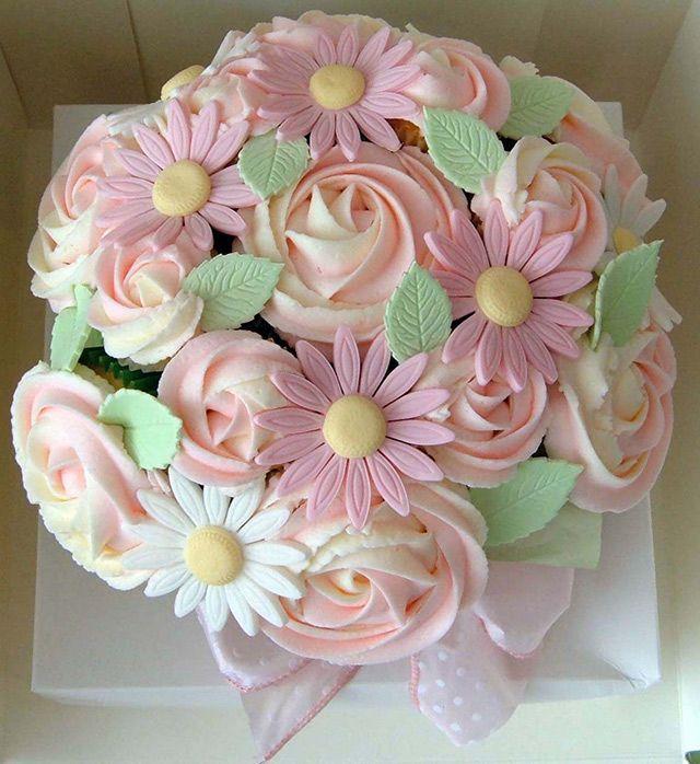 bouquet de cupcakes - Buscar con Google