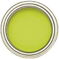 Vanity: Benjamin Moore Citron 2024-30, Semi-Gloss - paint color (I am pretty sure of) for our family picnic table for the backyard patio.