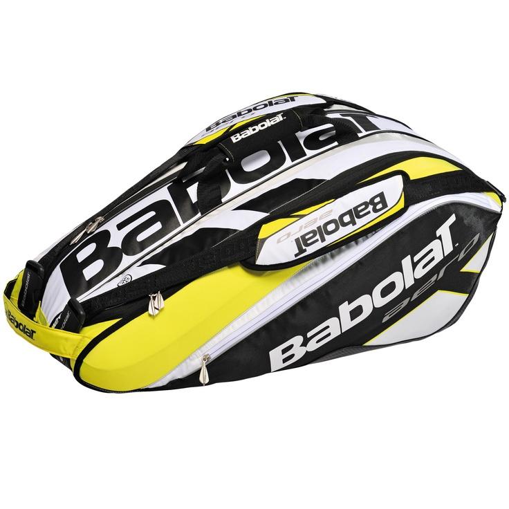 14-2-2013 #Babolat #Borsa da #Tennis Racket Holder X9 Aero Line 2012 €44