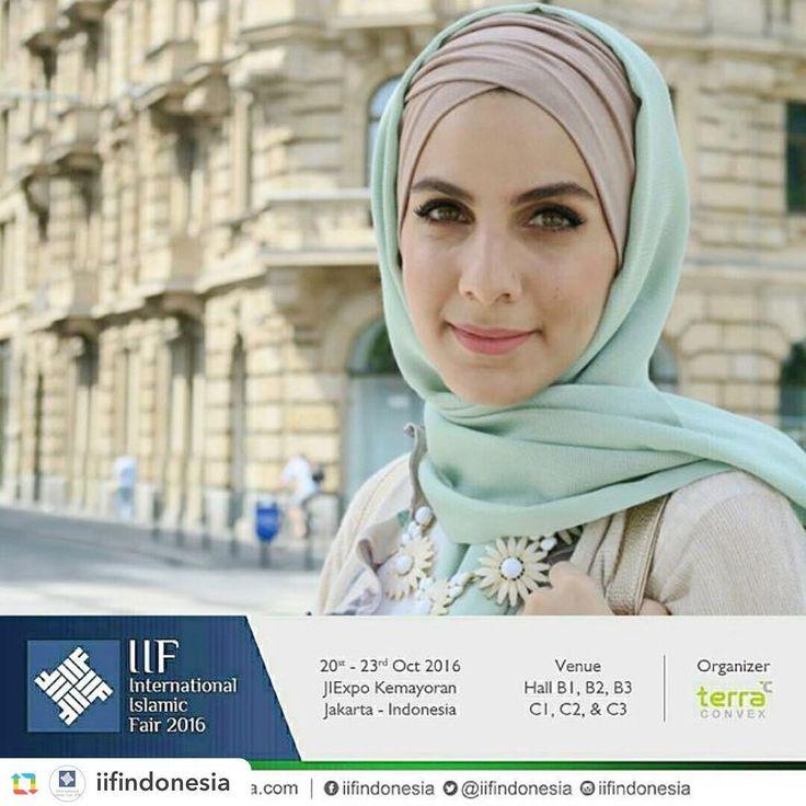 Samah Safi - beautiful hijab and outfit