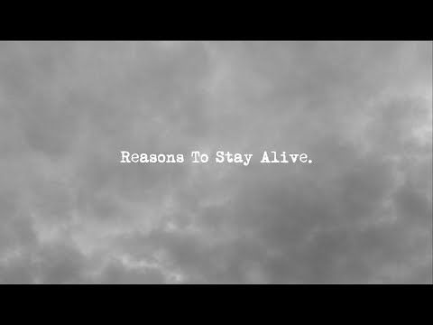 Reasons To Stay Alive - A Short Film - YouTube