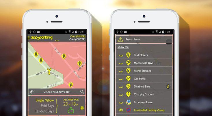 Une application permet de localiser les parkings gratuits et payants près de soi - http://hellobiz.fr/application-permet-localiser-les-parkings-gratuits-payants-pres-soi/