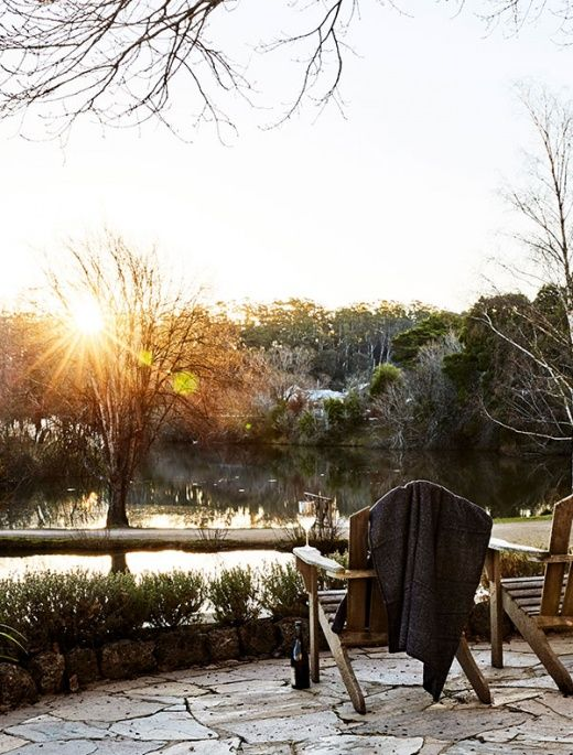 A garden lover's tour across the Hepburn Shire, at the foothills of the Great Dividing Range in Victoria. This itinerary to Denver, Daylesford, Trentham, Newbury makes for the perfect weekend getaway from Melbourne.