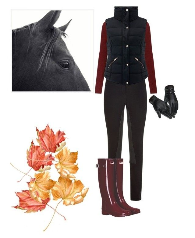 """""""Ride with my horse"""" by smilie-anne on Polyvore featuring Mode, Theory, Hunter, Miss Selfridge, Monsoon und Pottery Barn"""