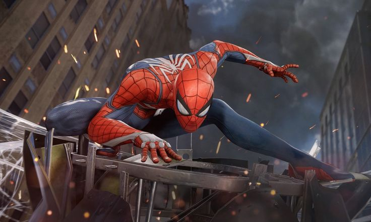 #sony #PSN @PlayStation #psn #PS4 #ps4 @PlayStation ‏ @sony says Spider-Man has the power to… #VideoGames #console #million #power #reach