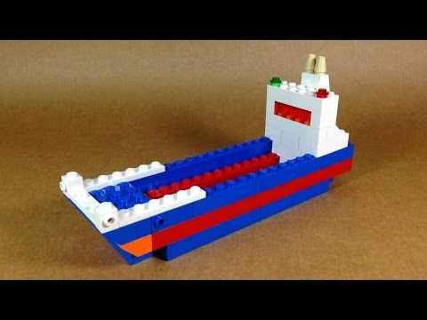 9 best lego images on Pinterest | Boats, For kids and Flower
